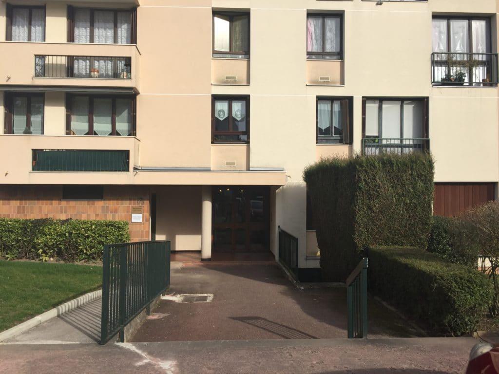 Access route au cabinet Ostéopathique de Rambouillet 3/3