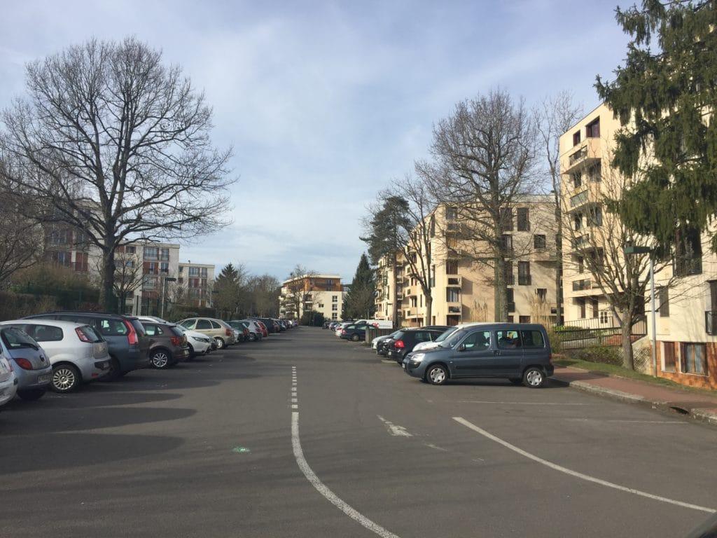 Access route au cabinet Ostéopathique de Rambouillet 2/3
